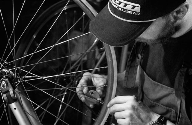 Ремонт велосипеда цены