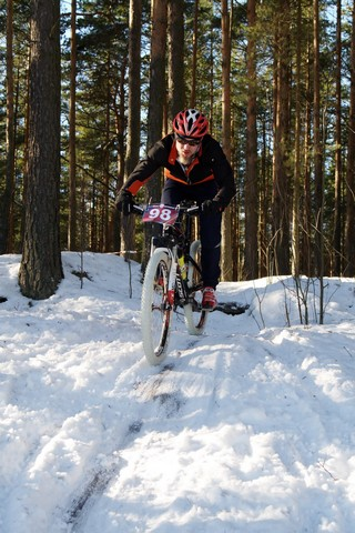 гонщик велокоманды BikeTrip