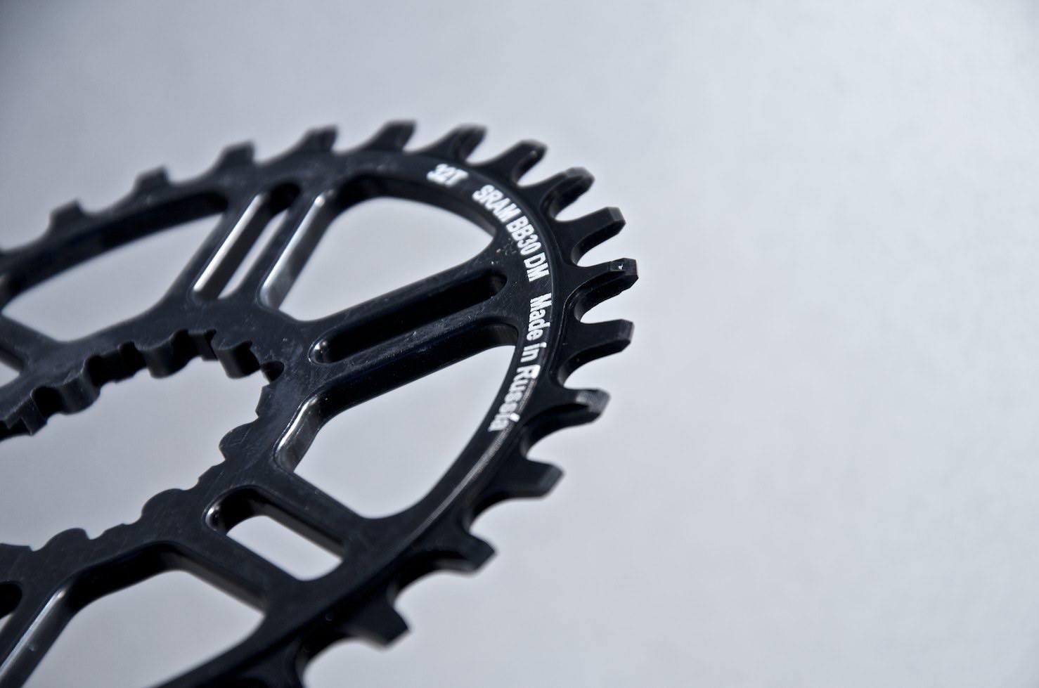 профиль зубов звезды BikeTrip Narrow wide