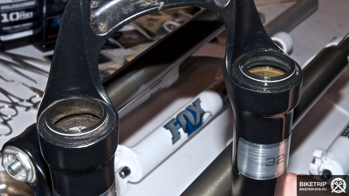 fox racing shox dust wiper