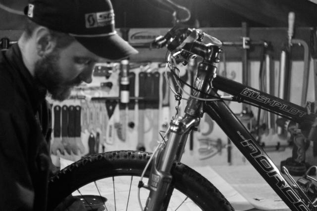 ремонт велосипедов Bike Trip Spb