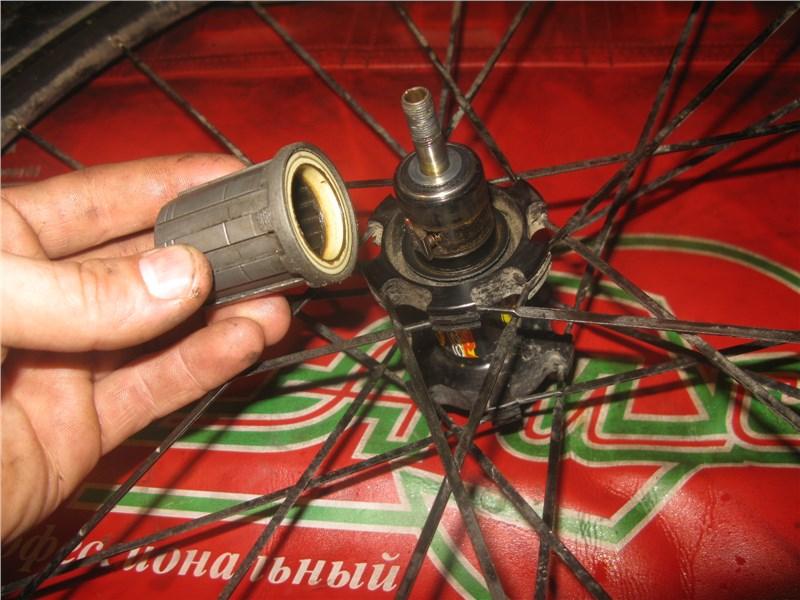 барабан велосипедной втулки