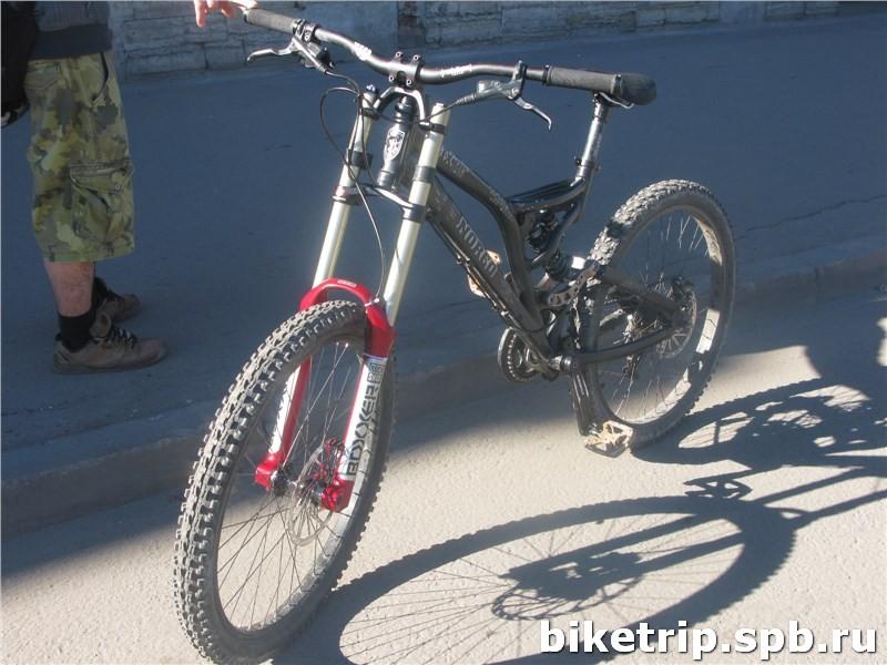 Веломастерская  biketrip спб