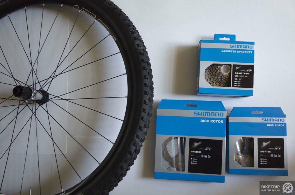 Как сделать покрышки для велосипеда 172